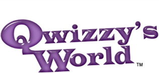 Logo - Qwizzy's World